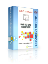 ExeOutput for PHP Software Box